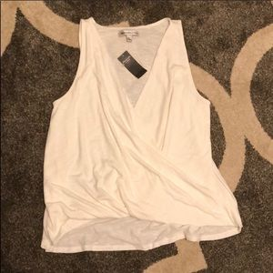 Drapey Front Tank from A&F
